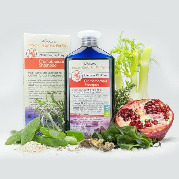 sampon aromatherapy