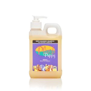 Deep cleansing shampoo hloubkově čistící šampon mořské řasy a zelený čaj 500 ml