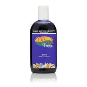Herbal whitening shampoo with ginseng šampon sženšenovým extraktem