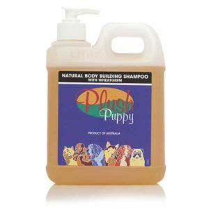 Natural-body-building-shampoo-with-wheatgerm-šampon-pro-objem-srsti-pšeničné-proteiny,-d-panthenol-5000ml