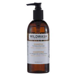 Profesionální šampon WildWash pro suchou a svědivou kůži