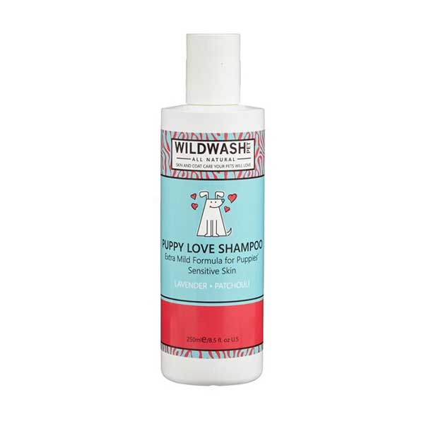 Wildwash Šampon Pet pro štěňata (levandule a patchouli) 250 ml